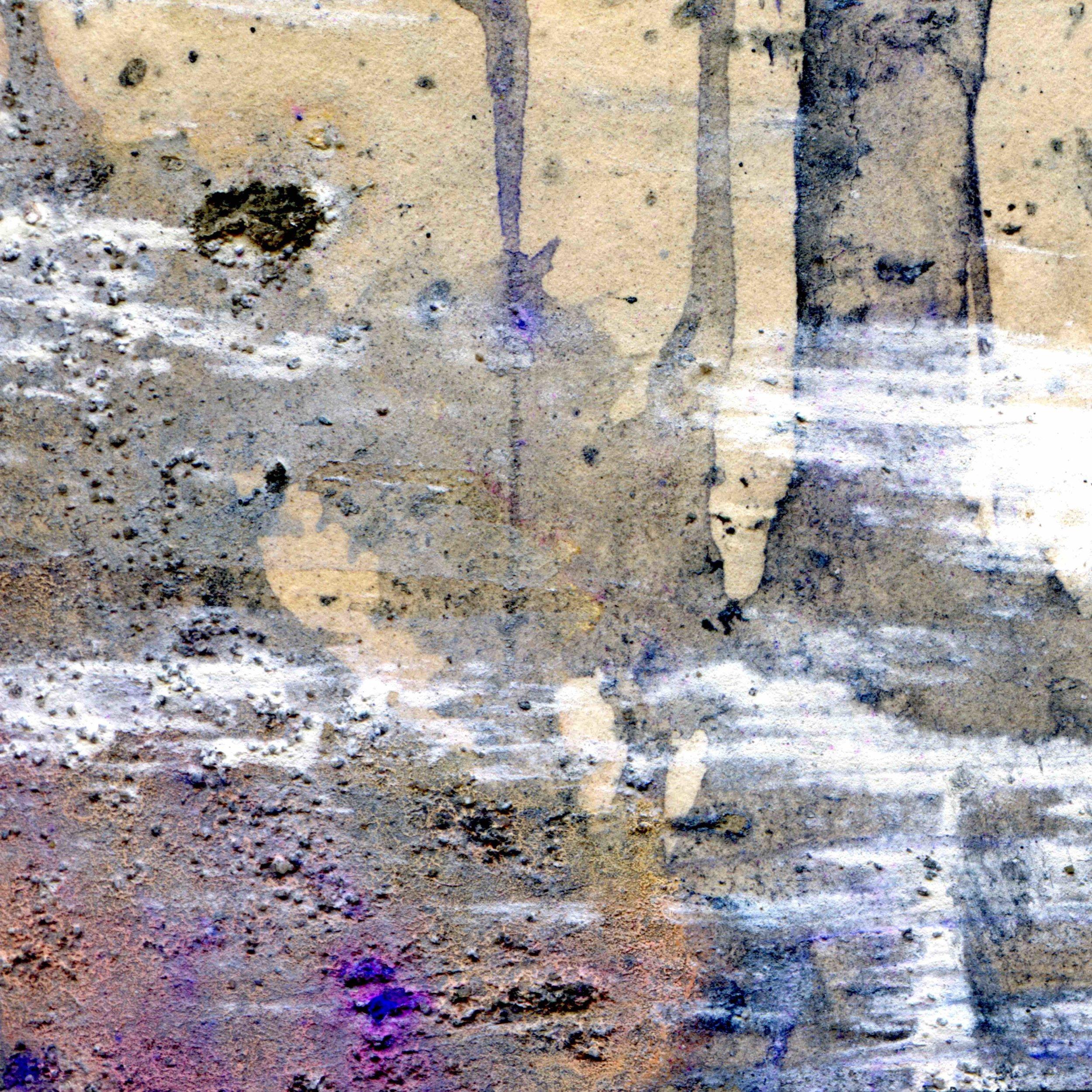 Hawkesbury River Series : H : digital print on Hanumuhle art paper