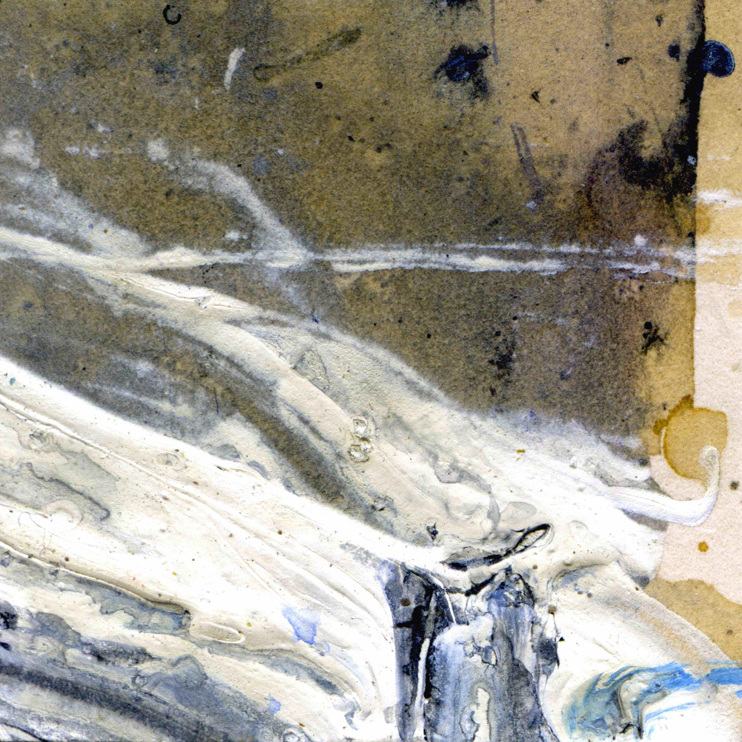 Hawkesbury River Series : S : digital print on Hanumuhle art paper