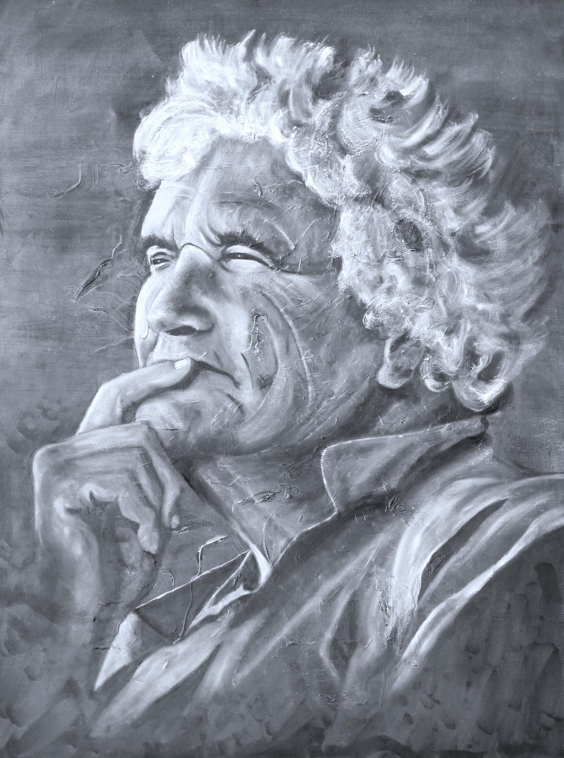 RLeP : 75 X 100 cm oil on canvas
