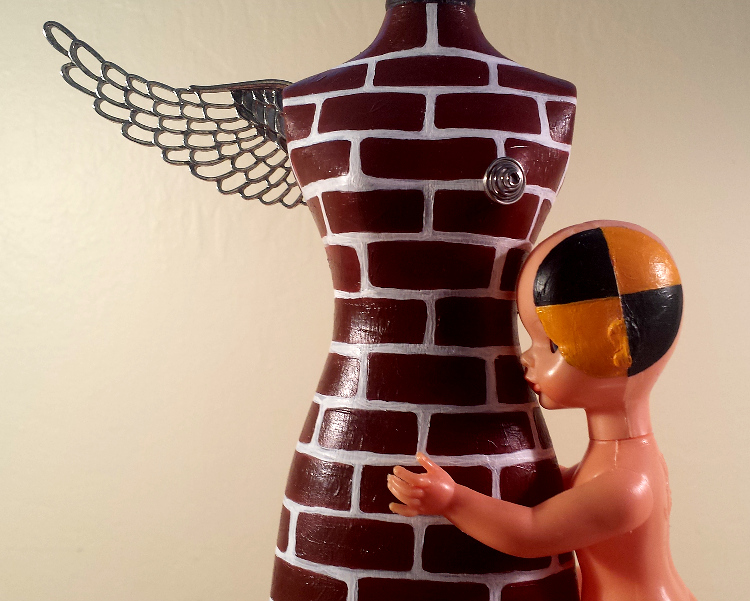 Brick Baby and the Search for Luna (Detail)