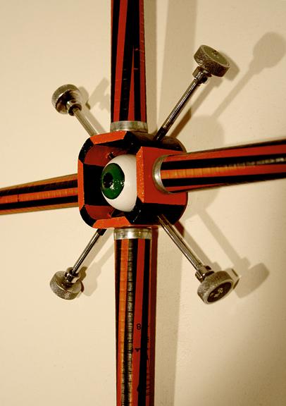 Cross Eye (Detail)