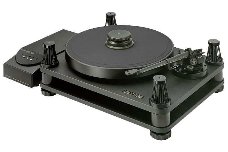 SME 20/3 TURNTABLE   This finely engineered precision turntable is built to the same exacting standard and incorporates many design features originated for the Model 20/12. Massive construction, extensional damping of major surfaces and lack of vibration...