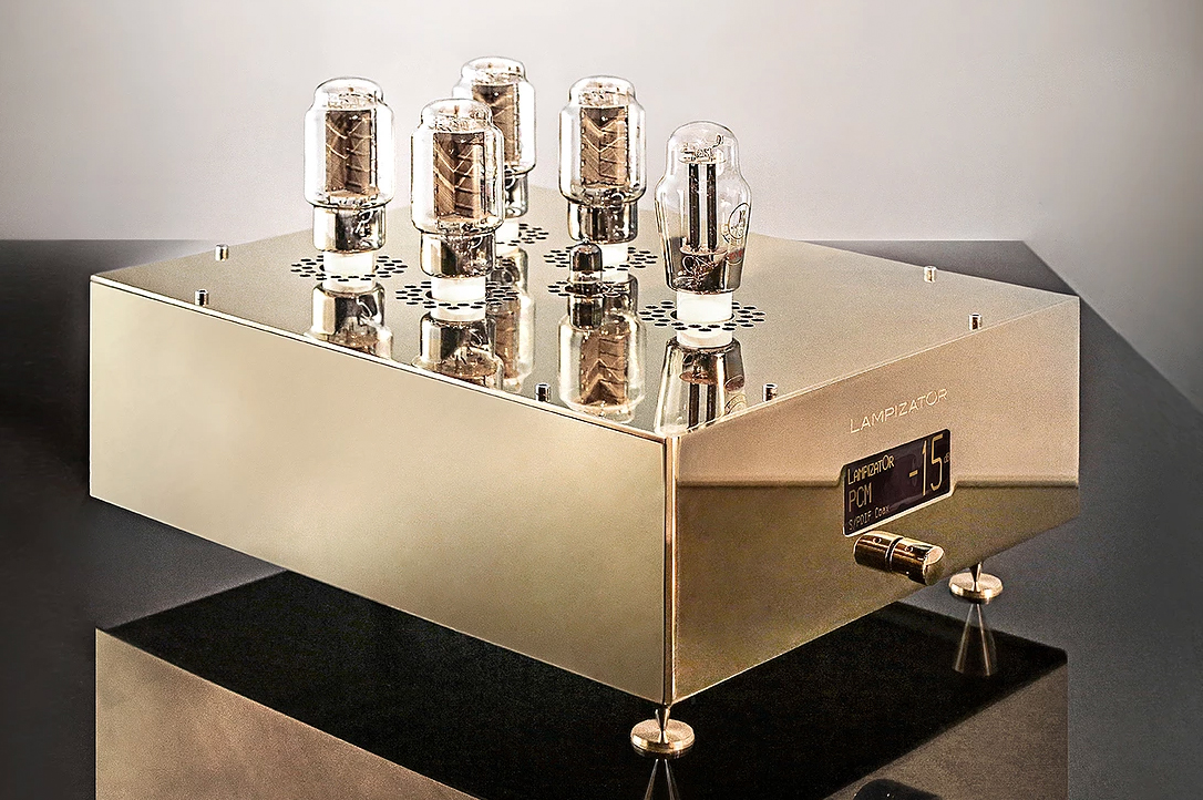 LAMPIZATOR PACIFIC DAC   We want to provide the true music lovers with fabulously musical stereo equipment, that goes beyond what they imagined possible. Every circuit is first imagined, then drawn, prototyped and created in out lab…