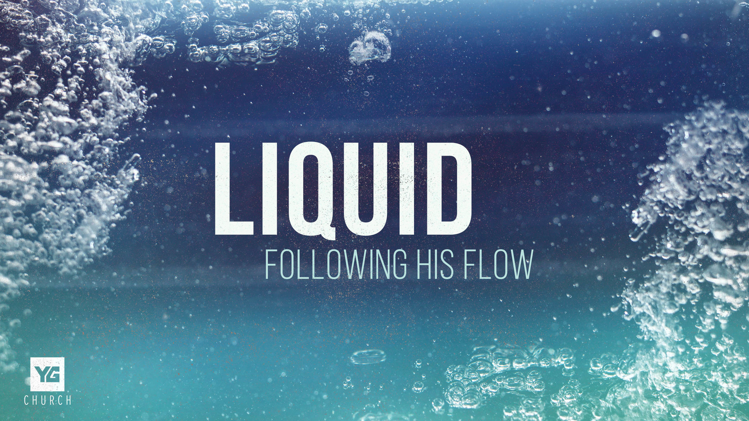 Jump in! Saturdays, 10:15AM [Central], ygchurch.com #LiquidYG #ygchurch