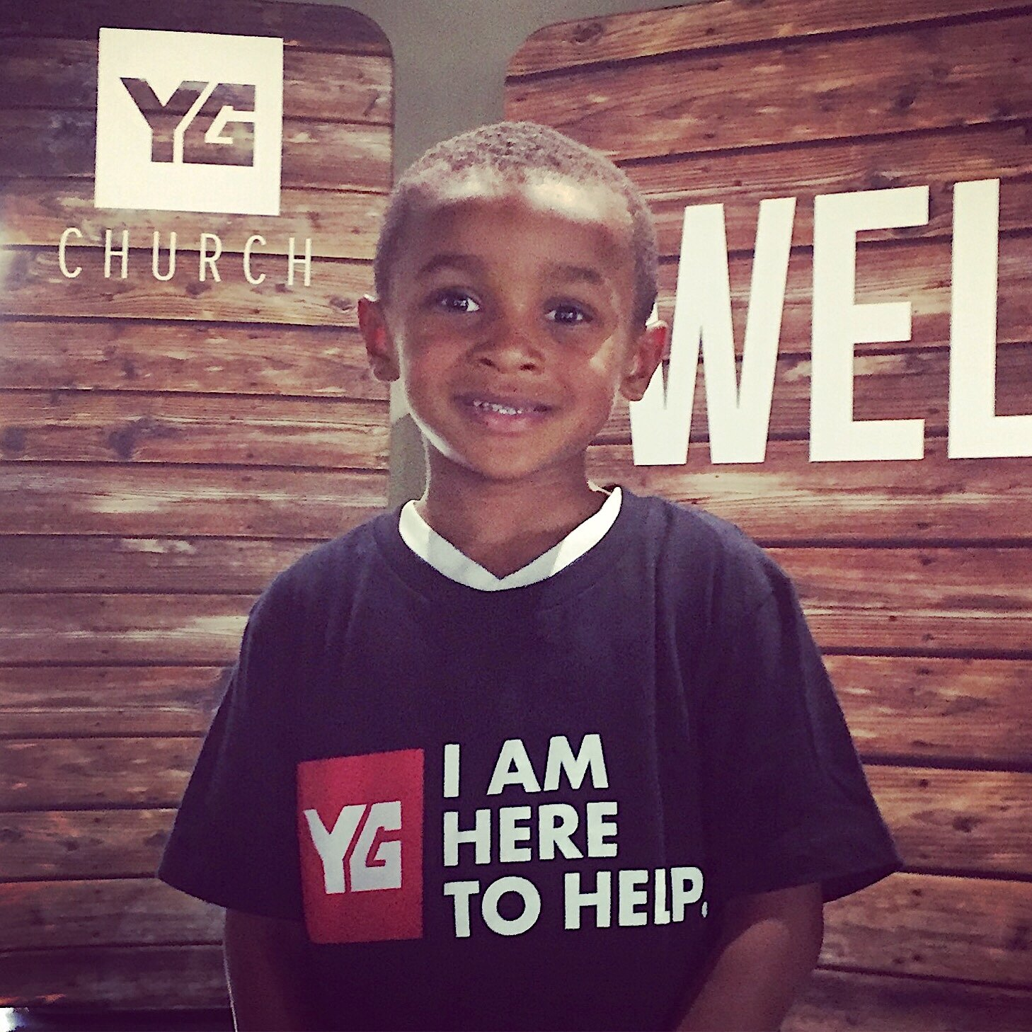 """SO JOIN JORDAN AND OTHER YG VOLUNTEERS. SIGN UP TODAY!   So we invite you: Student, Parent, Young Couple, Senior Citizen, Grade Schooler, Collegian, Young Family, Teacher, Young Professional, Youth,  everyone  to volunteer with Younger Generation Church. Join us as we look to make a difference for the cause of Christ and build great relationships with each other. Volunteering is a great way to """"Be YG"""" and """"Be Jesus.""""  Sign up today and see you Saturday 1:00PM."""