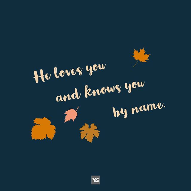 🍁🧡 ➖➖➖ Never forget that Jesus loves you through it all! He accepts you just as you are and receives you with open arms.🤗 ➖➖➖ #BEJESUS #BEYG #church #jesuslovesyou #sda #happythursday