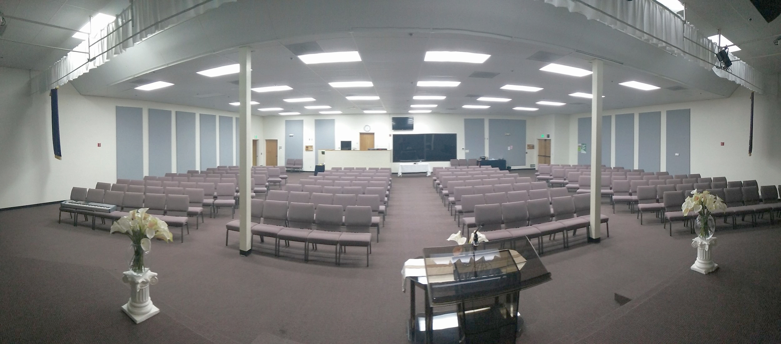 Bienvenido - Una iglesia que aprende de la Palabra de Dios, ama a toda la gente y vive la vida abundante ...
