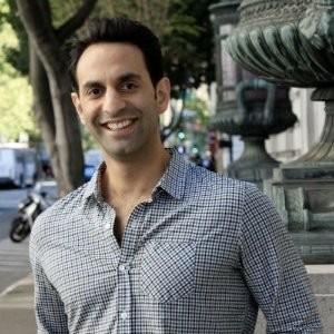 ALI VAHABZADEH - Founder & CEO, curbFlow