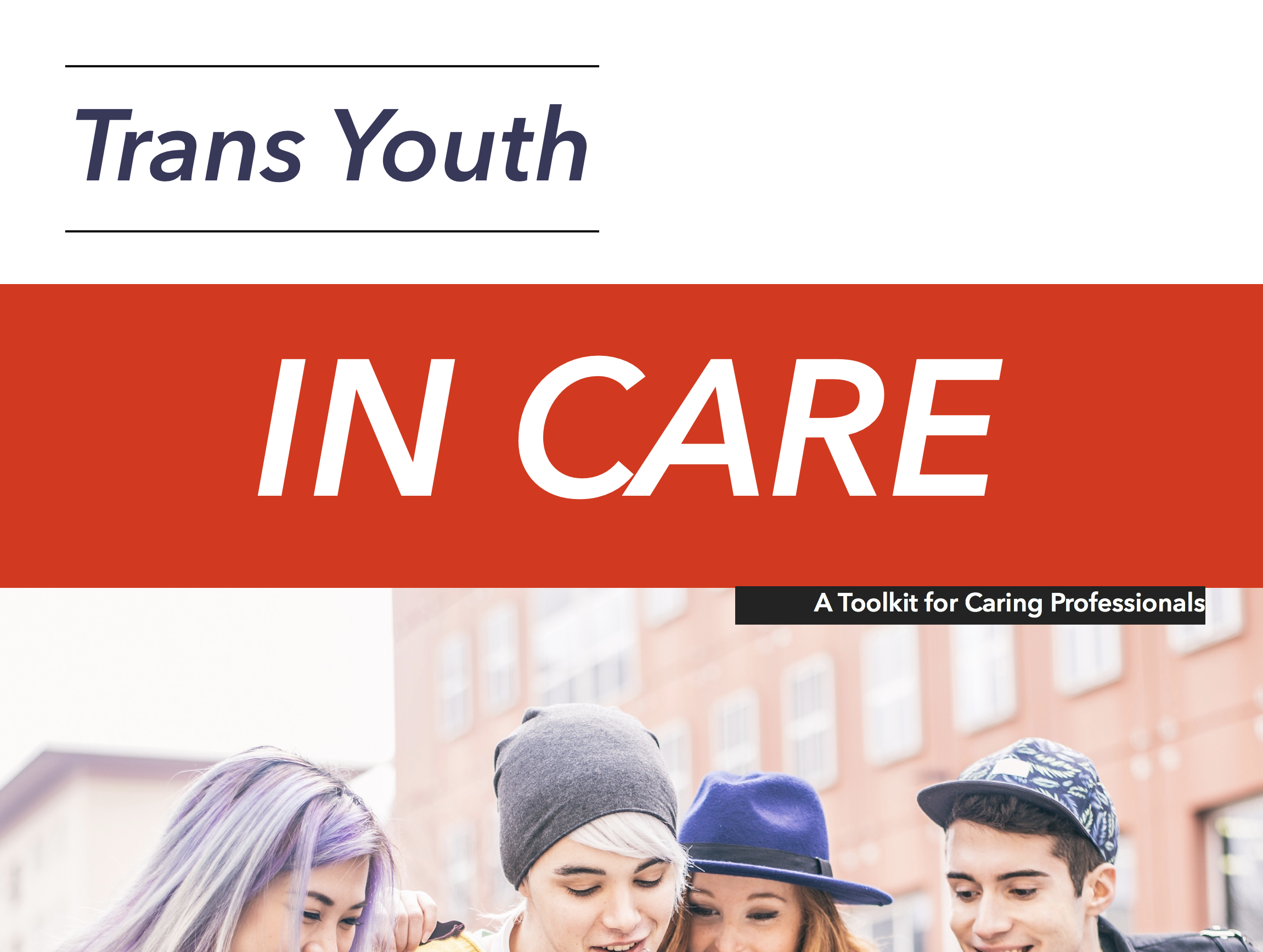 Trans Youth in Care - A Toolkit for Social Care Professionals