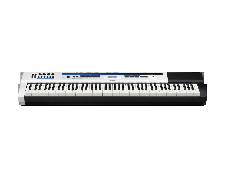 Casio PX-5SWE Digital Stage Studio Piano front