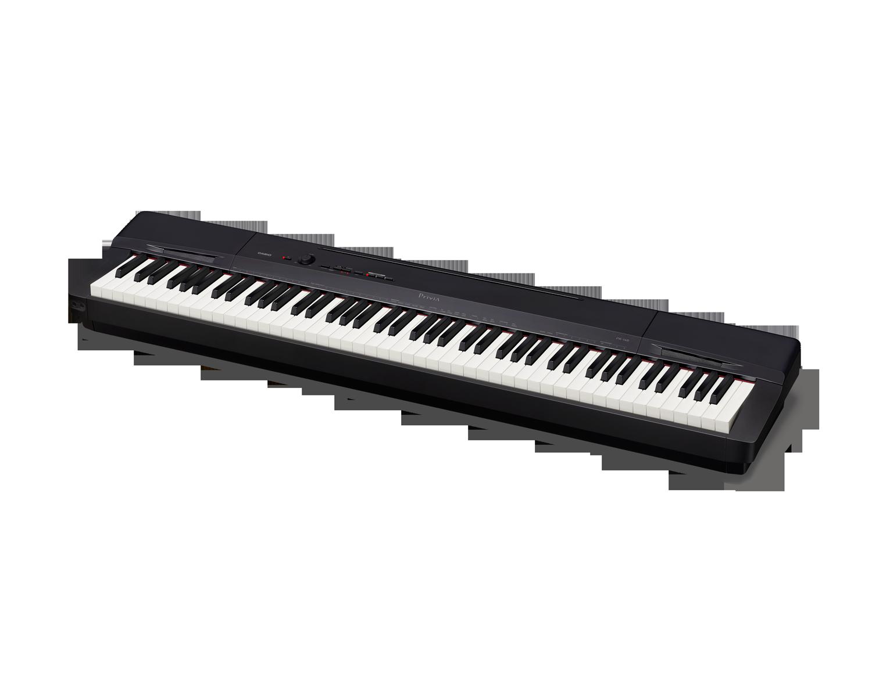 Casio PX-160BK Digital Stage Studio Piano side