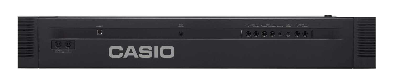 Casio PX-360BK Digital Stage Studio Piano rear