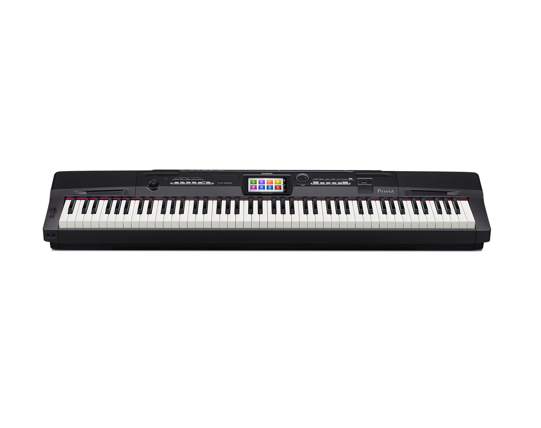 Casio PX-360BK Digital Stage Studio Piano front
