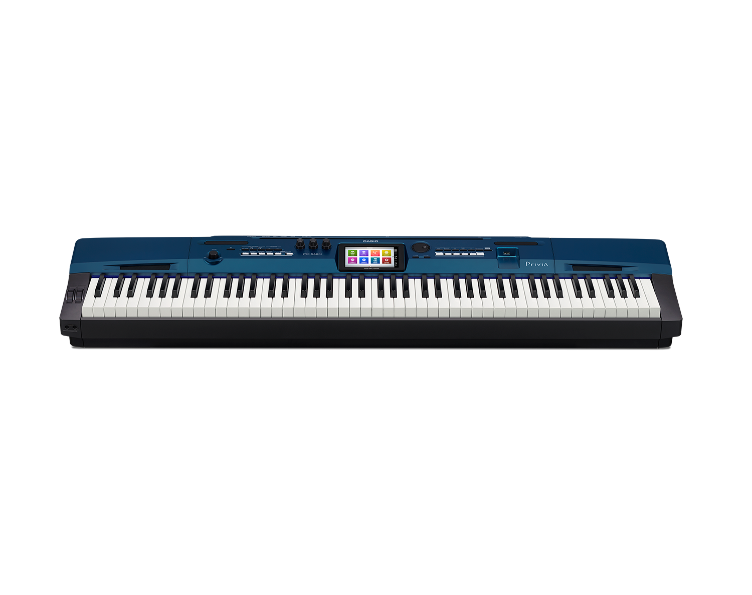 Casio PX-560BK Digital Stage Studio Piano front