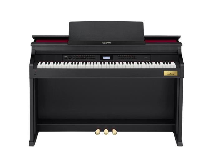 Casio AP-700BK Celviano digital piano front