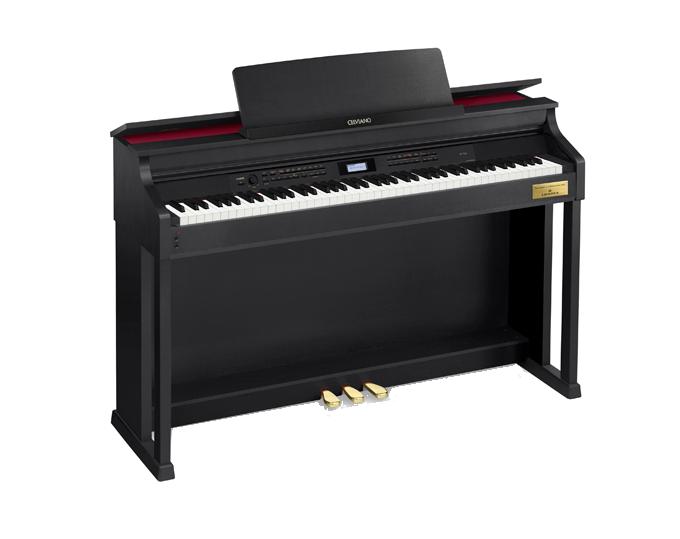Casio AP-700BK Celviano digital piano left