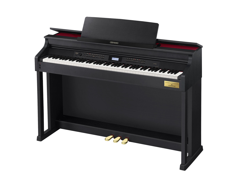 Casio AP-700BK Celviano digital piano right