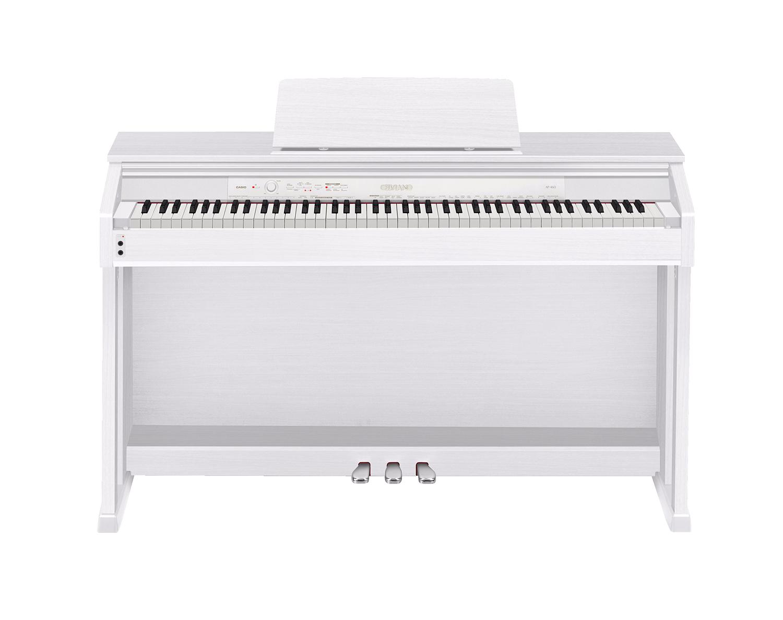 Casio AP-460WE Celviano Digital Piano front