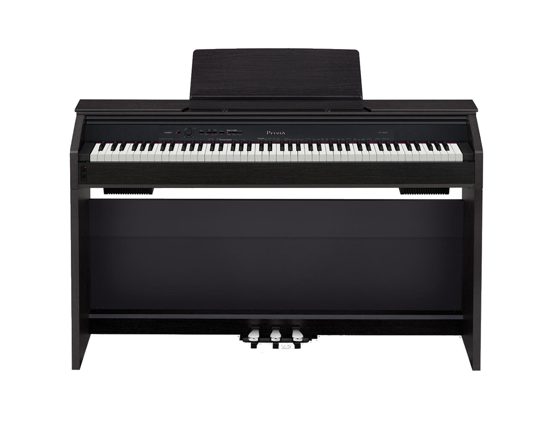 Casio PX-860 Privia digital piano front