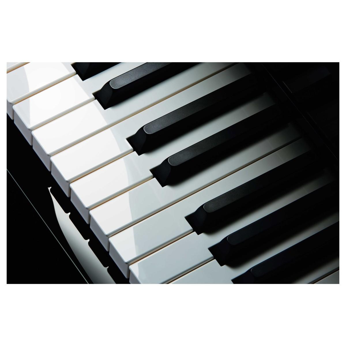 Casio GP-500 Grand Hybrid Piano ivory keys