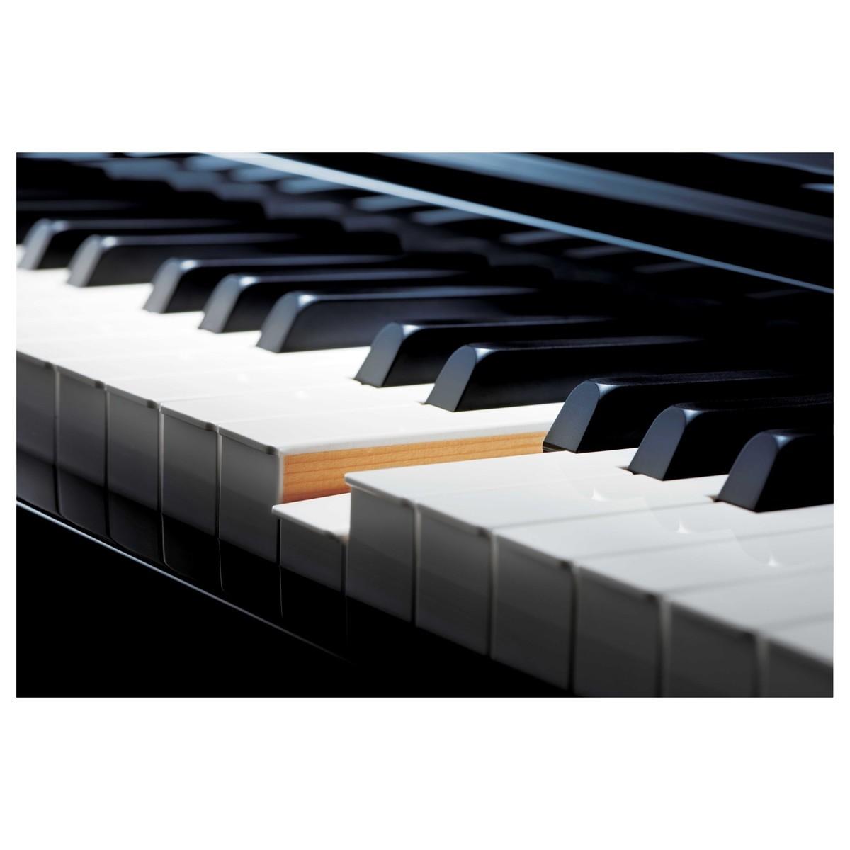 Casio GP-500 Grand Hybrid Piano wooden keys