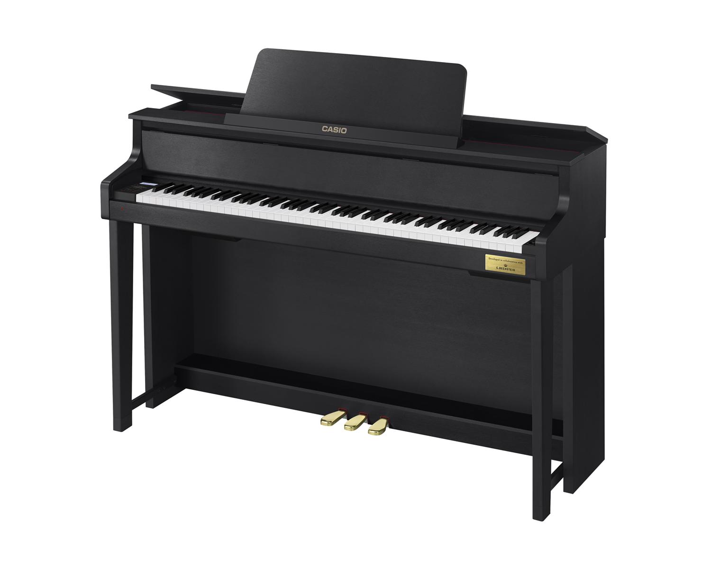 Casio GP-300BK Grand Hybrid Piano right