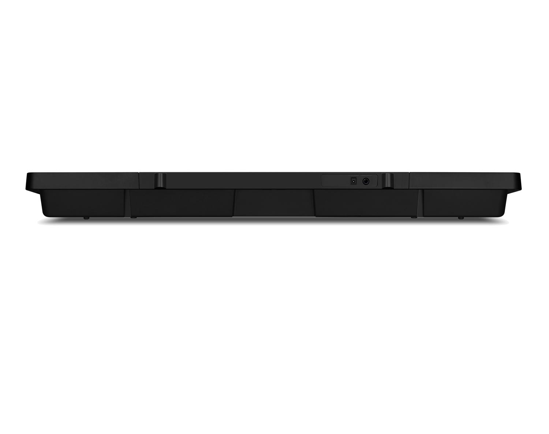 Casio CTK-1500 portable keyboard image rear
