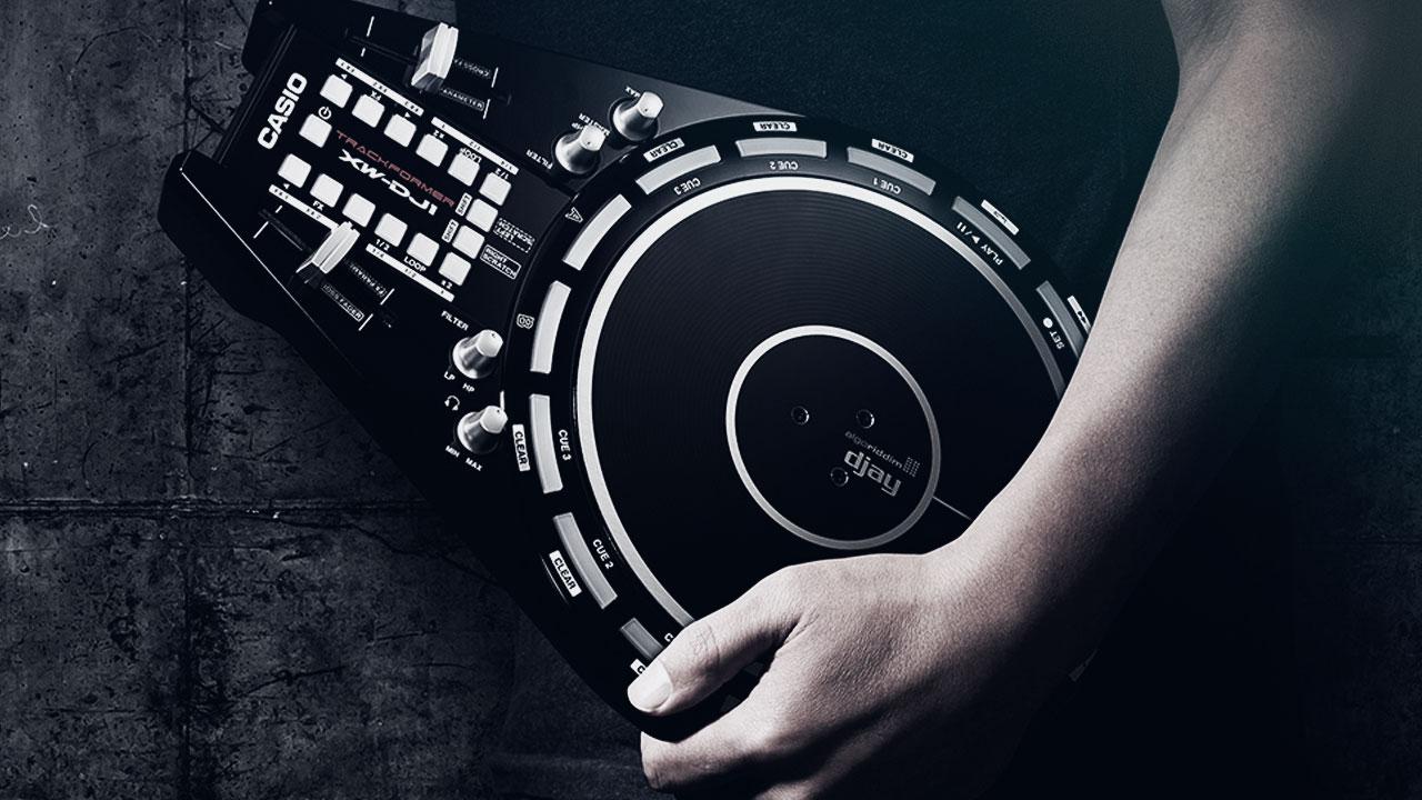 LIFELIKE DJing,ANYWHERE, ANYTIME -