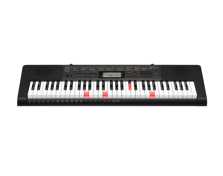 Casio LK-265 key lighting keyboard image front