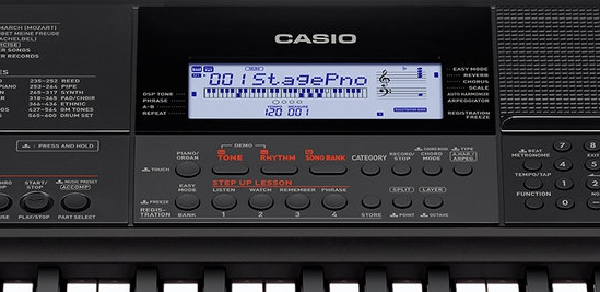 MUSIC LESSONS AND PRESETS -