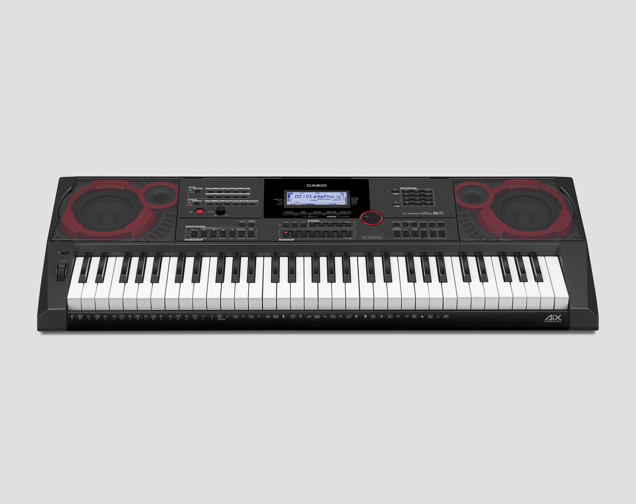 CASIO KEYBOARDS - enjoy. explore. educate