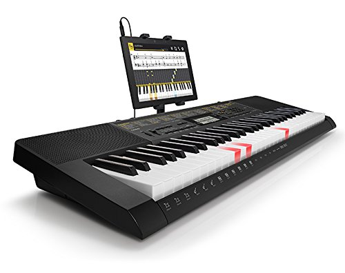 The LK-265 is a great introduction to keyboard playing.