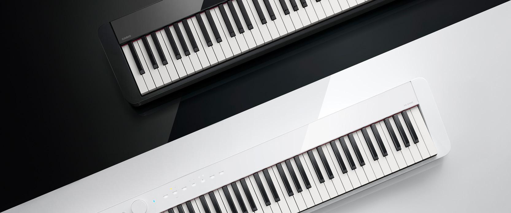 portable - DIGITAL PIANOSSLIM. STYLISH. SMART.