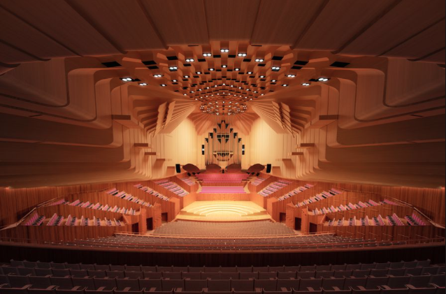 Hear the acoustic of famous venues as you play, such as Sydney Opera House.