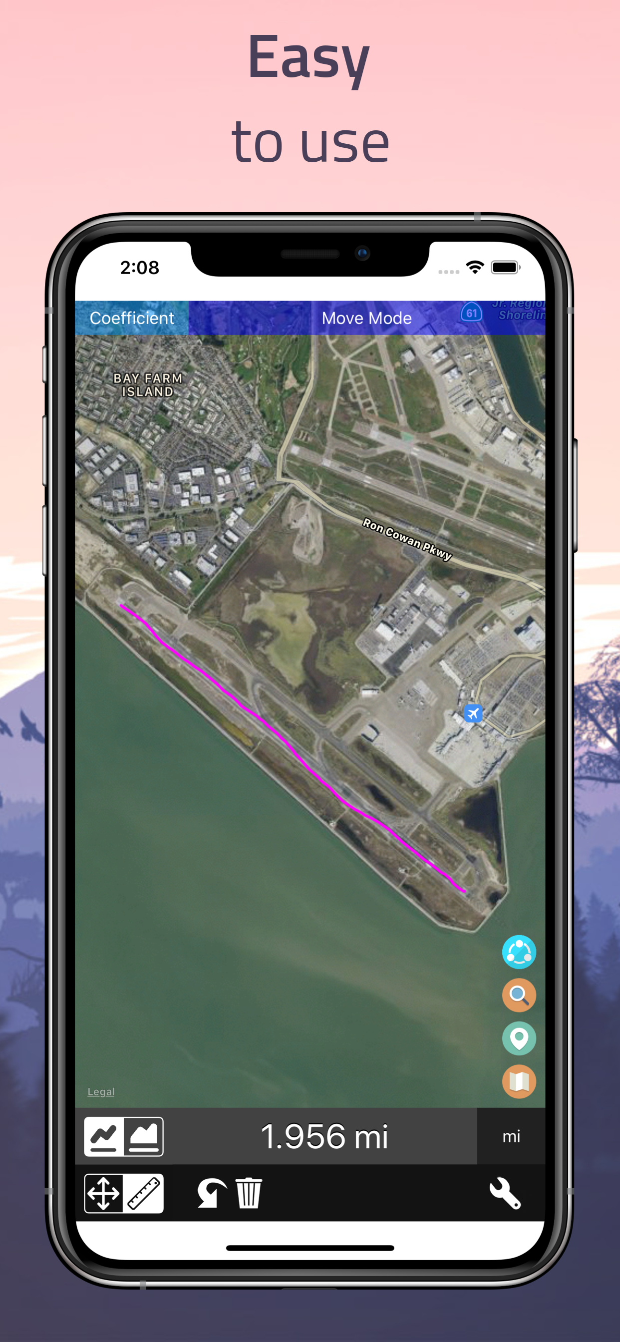 iPhone Xs Max-06Distance - Runway_framed.png