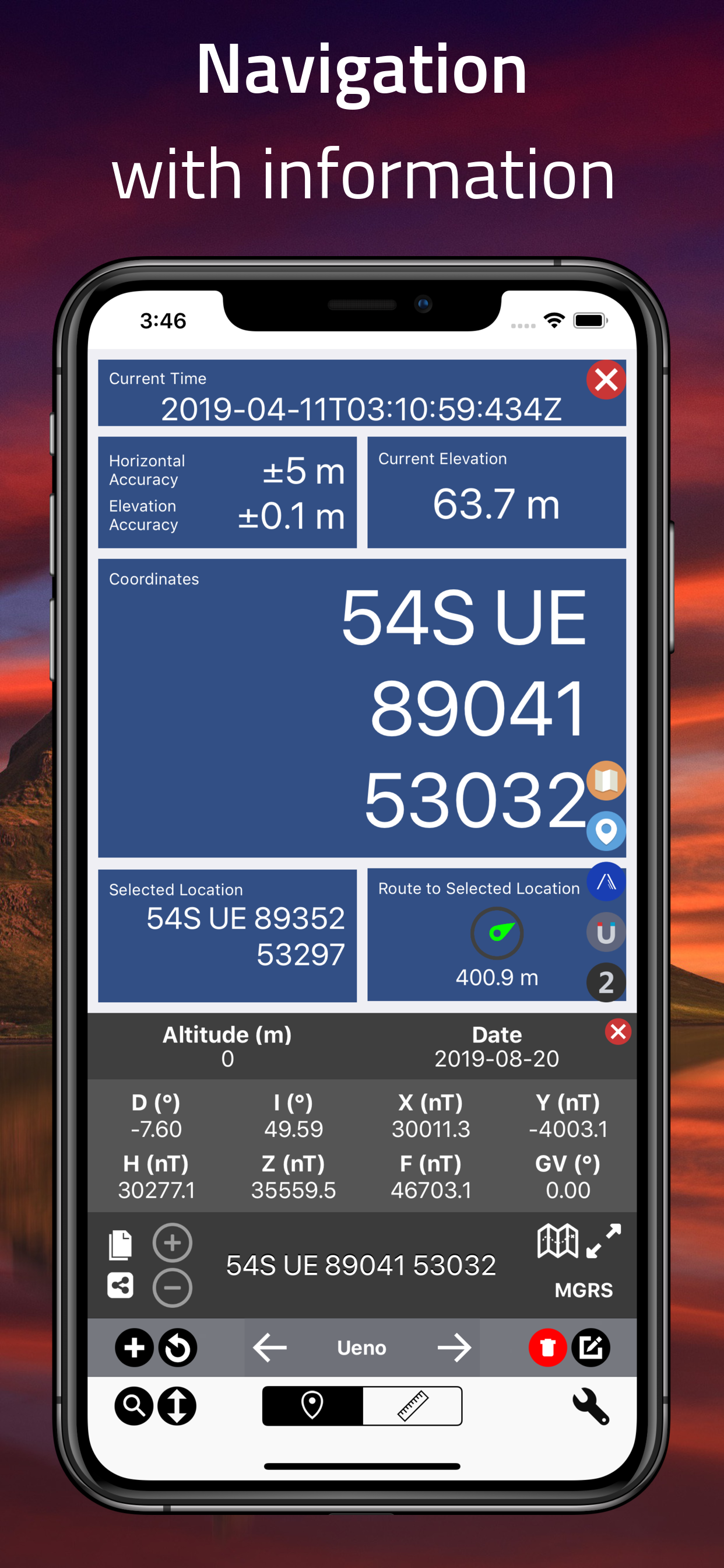 iPhone Xs Max-03Coordinates - Navigate_framed.png