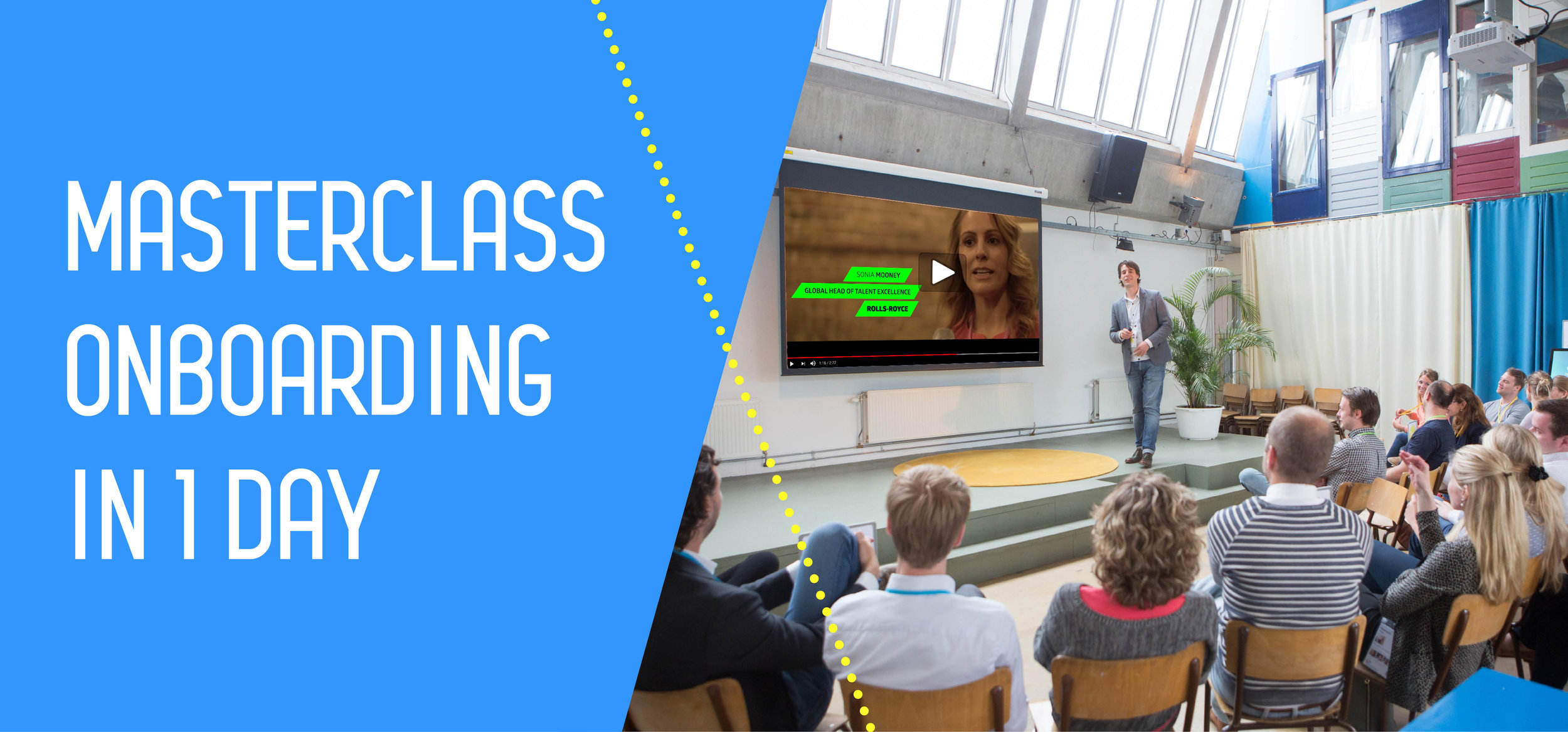 Masterclass Onboarding in 1 day - Washington DC