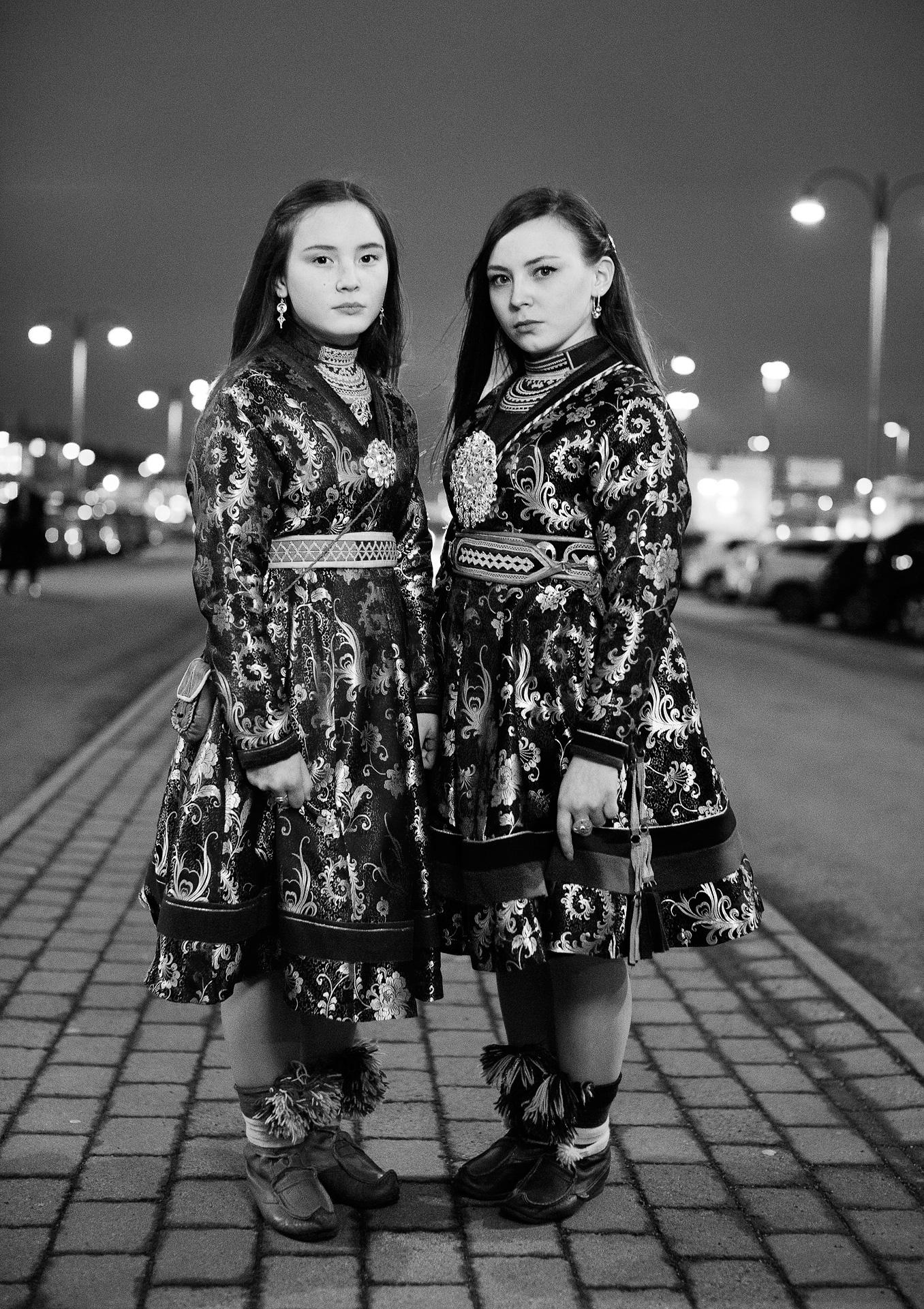 Sameblod, Mia Erika Sparrok & Lene Cecilia Sparrok