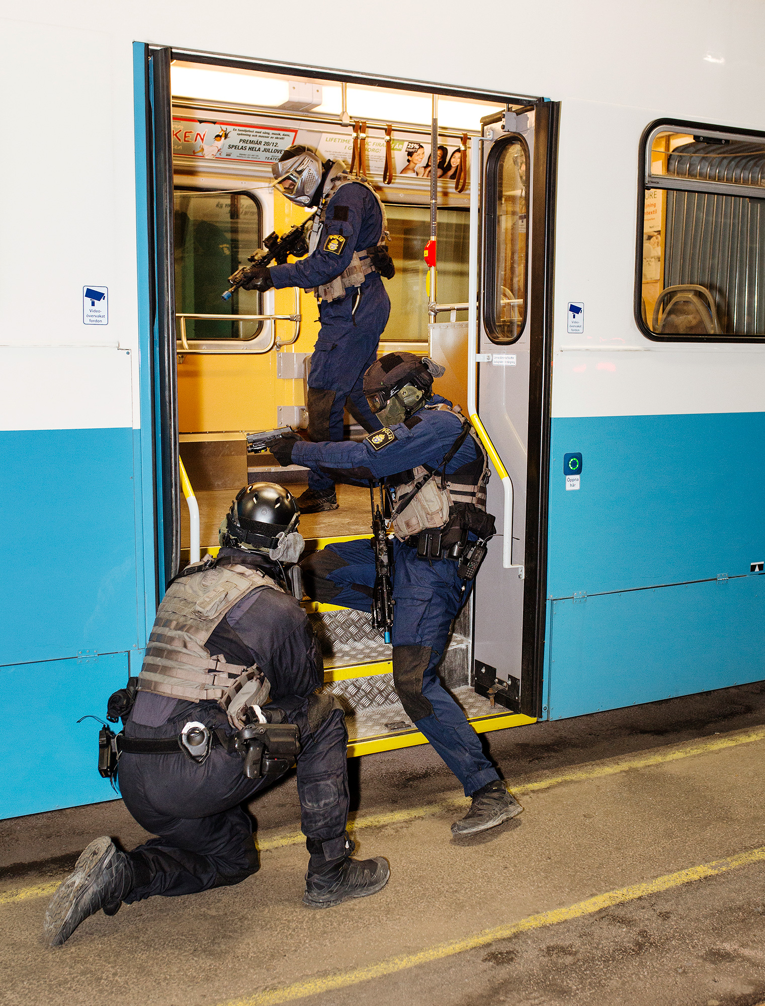 Nationella Insatsstyrkan - Polisen