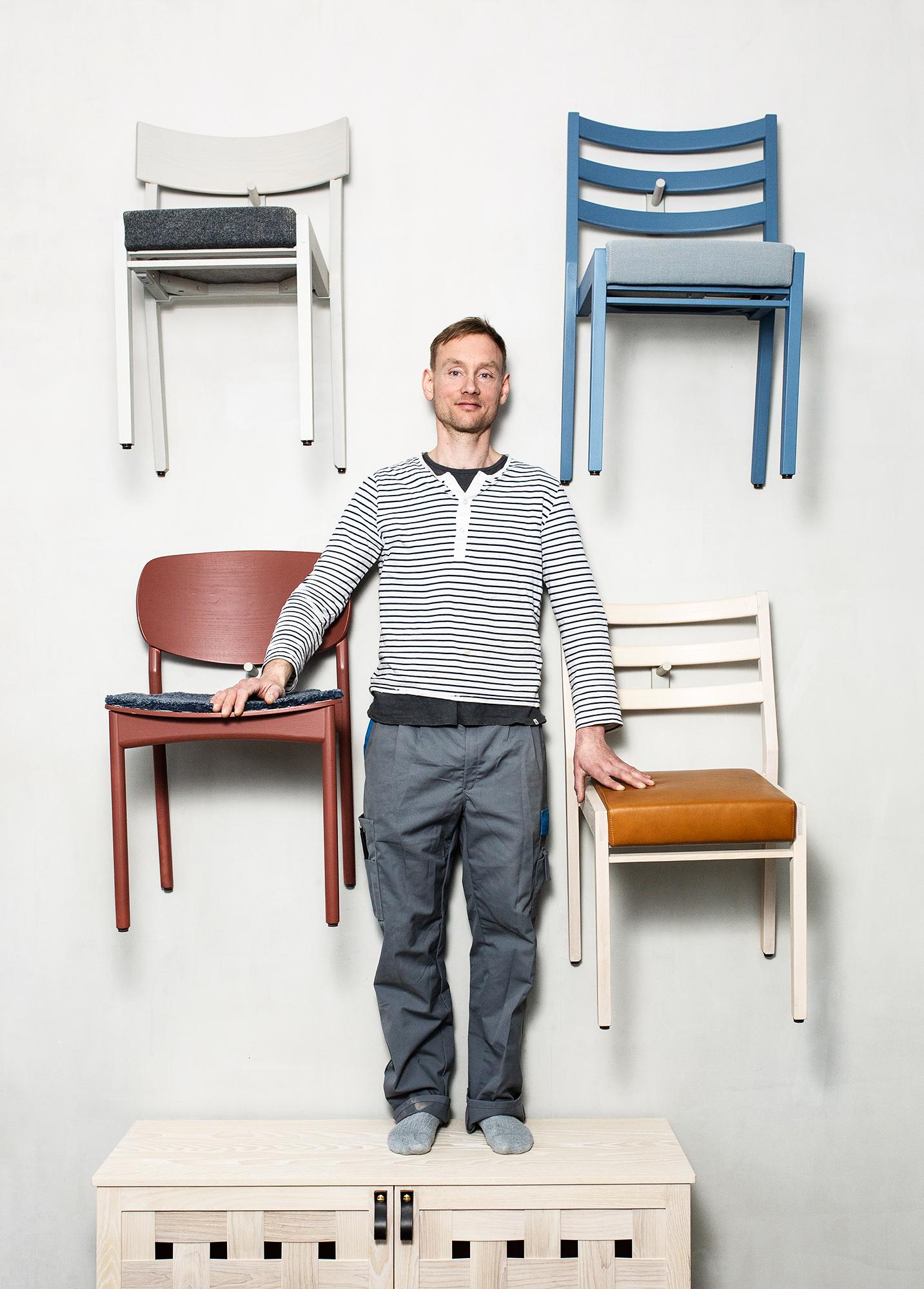 Jonas Olsson, Möbelverket