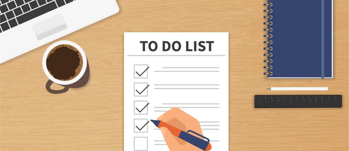 NDIS checklist