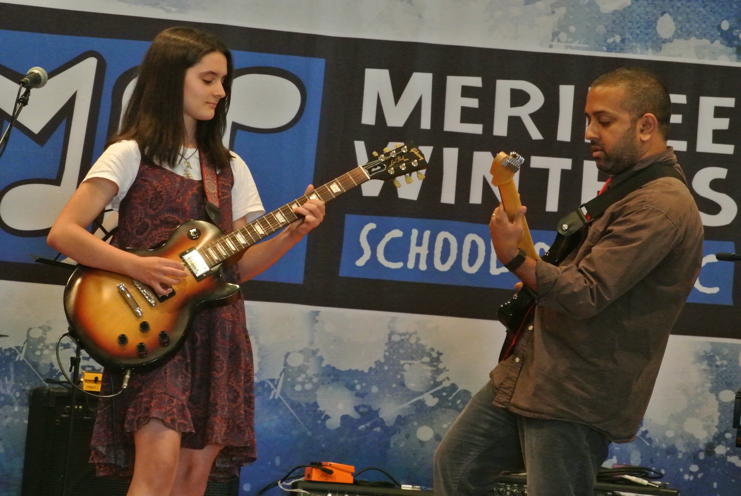 Copy of main line in home guitar lessons with Meridee winters school of music