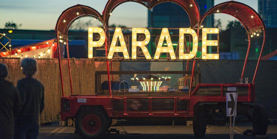De Parade -