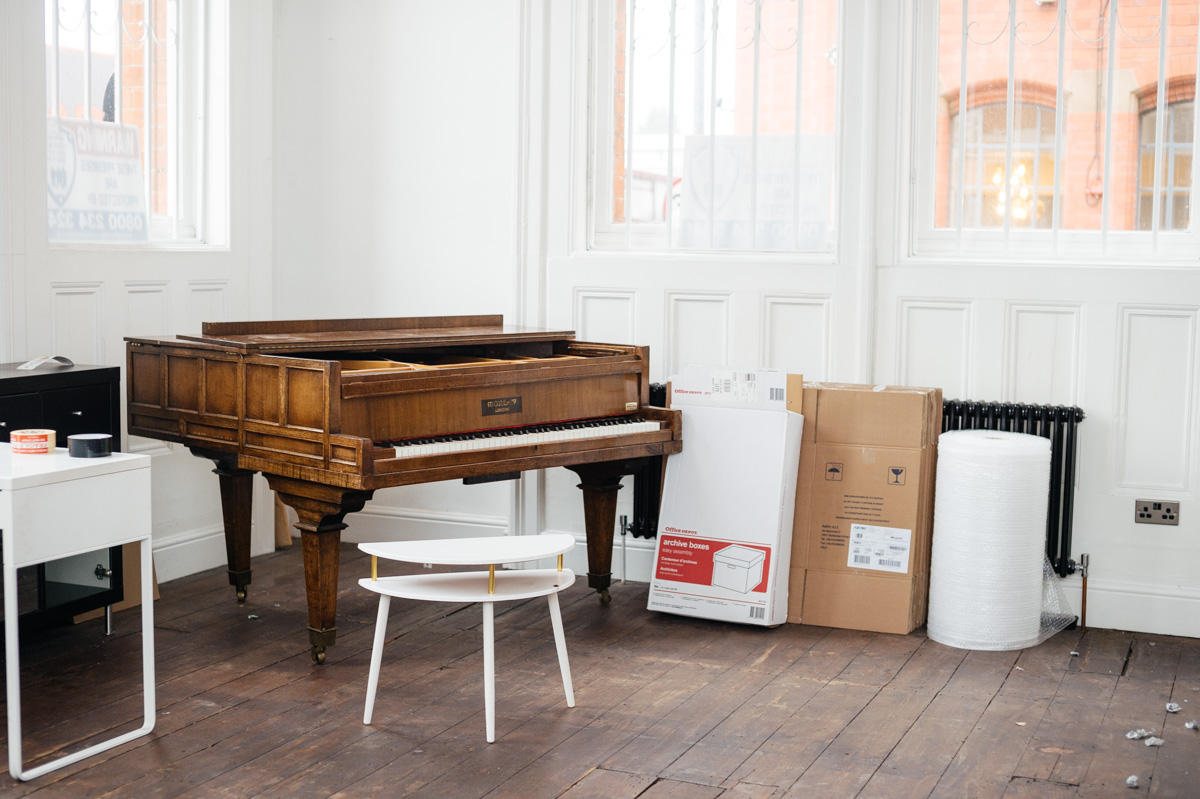 I really hope they keep the piano though.