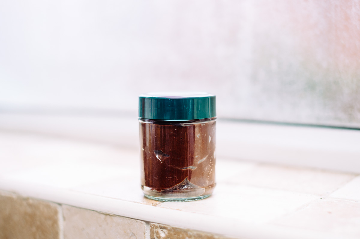 Homemade Nutella – With NO Palm Oil!