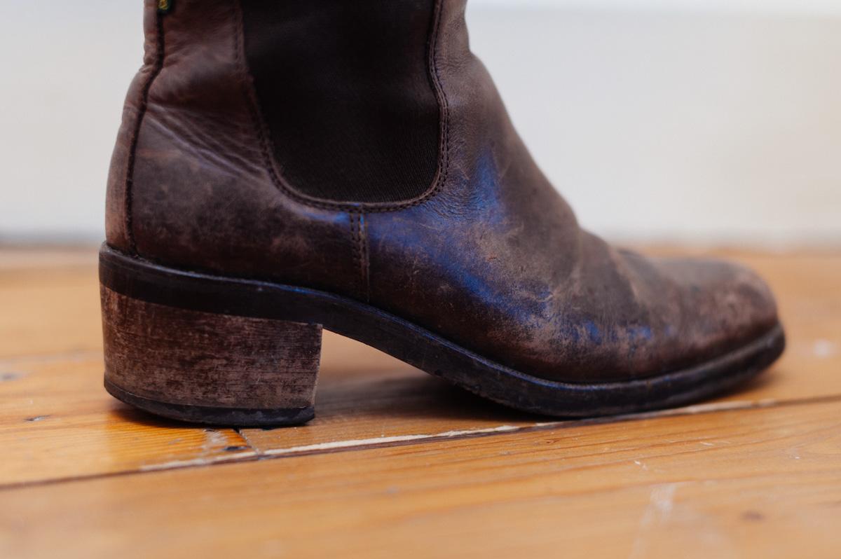 A Zero Waste Life. Shoes