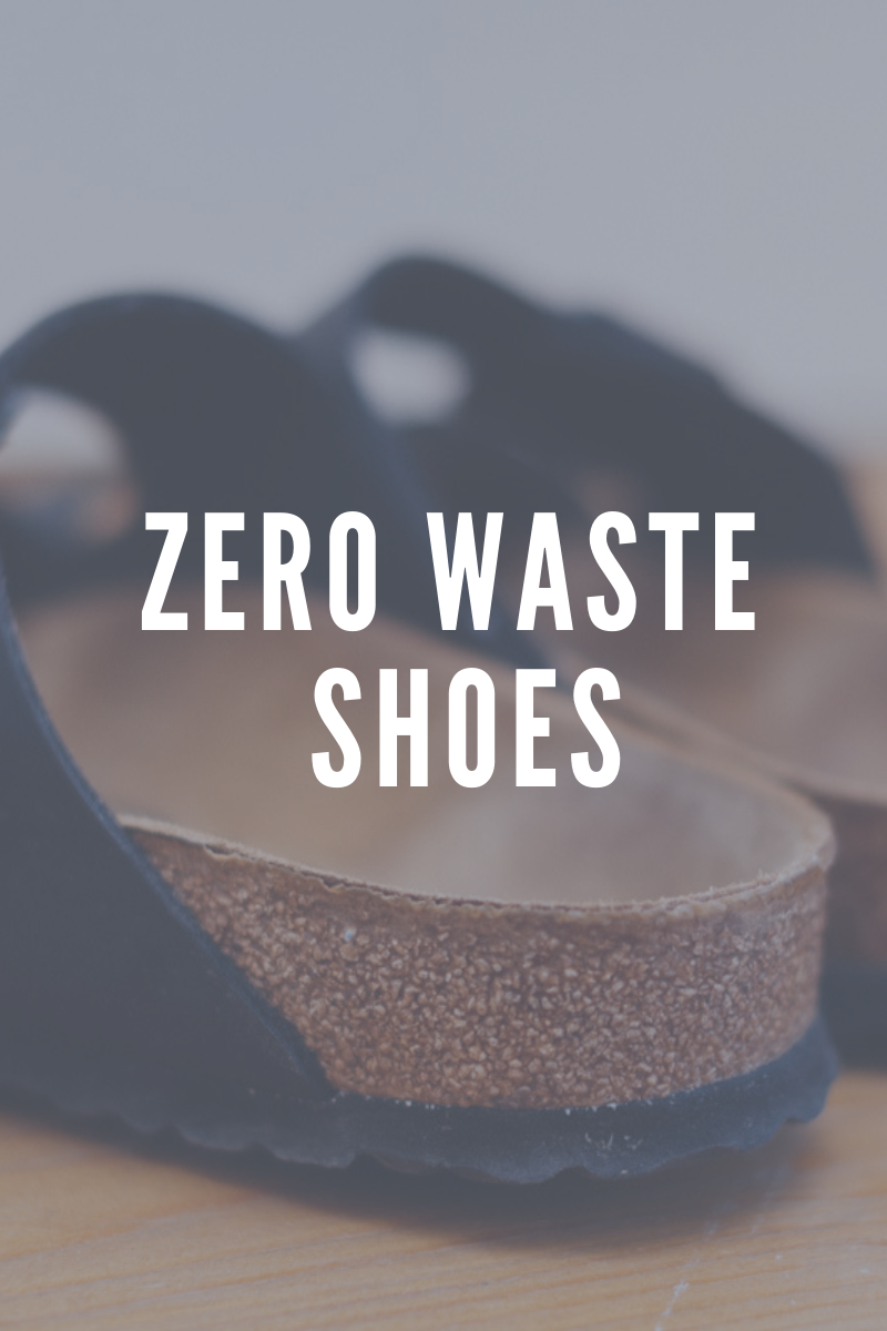 Copy of Copy of Zero Waste Shoes