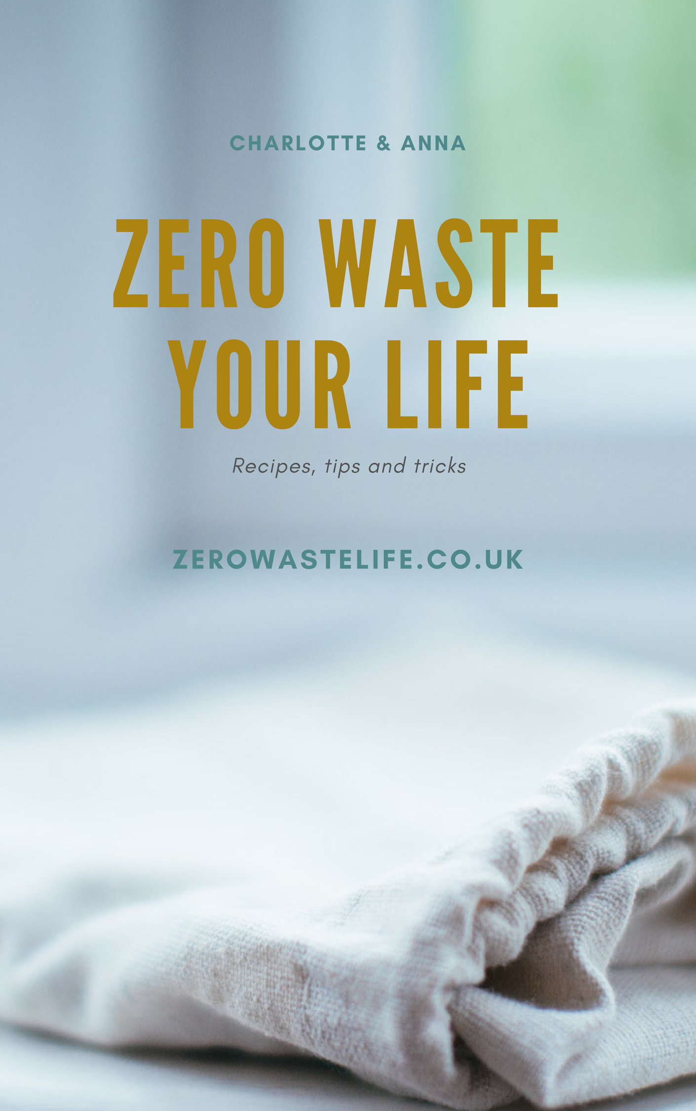 A Zero Waste Life. E books