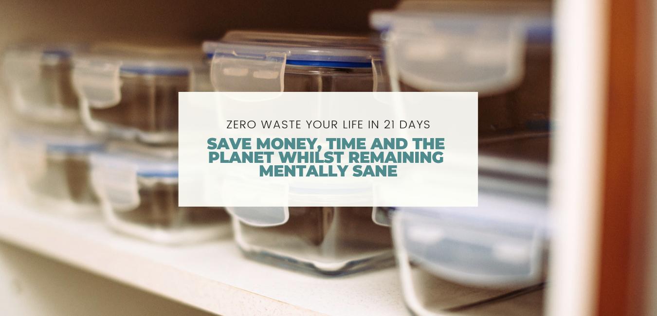 A Zero Waste Life. E COURSE