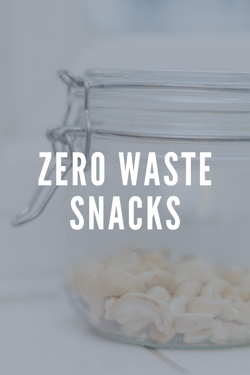 Copy of Zero Waste Life Snacks
